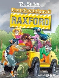 Téa Stilton - Vent de panique à Raxford.