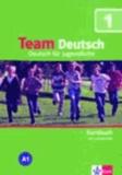 Team Deutsch 1. Kursbuch inkl. Audio-CD.