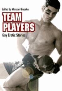 Team Players. Gay Erotic Stories.