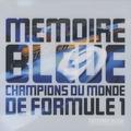Team Zeroborder et  F1scène - Mémoire bleue - Champions du monde de formule 1.