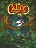 Tébo et Nicolas Keramidas - Alice au pays des singes Tome 1 : .