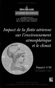 Tec&Doc - Impact de la flotte aérienne sur l'environnement atmosphérique et le climat.