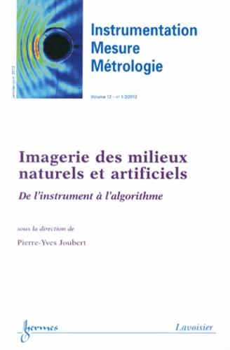 Pierre-Yves Joubert - Instrumentation-Mesure-Métrologie Volume 12 N° 1-2, Ja : Imagerie des milieux naturels et artificiels - De l'instrument à l'algorithme.