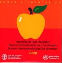 XXX - International food standards/Normes internationales pour les aliments/Normas internacionales para los alimentos - Cd-rom 2008.