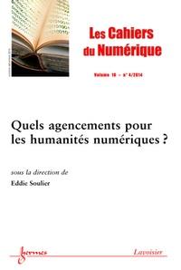 Geneviève Vidal - Les cahiers du numérique Volume 9 N° 2, Avril : Instabilité et permanence des usages numériques.