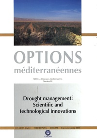 A. Lopez-Francos - Options méditerranéennes N° 80 : Drought management: Scientific and technological innovations.