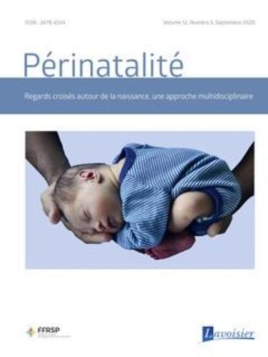 Lavoisier - Périnatalité Volume 12 N° 3, sept : .