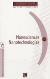 Robert Corriu - Rapport sur la Science et la Technologie N° 18 : Nanosciences Nanotechnologies - Rapport sur la science et la technologie n°18.
