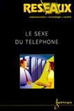 Louis Quéré et Zbigniew Smoreda - Réseaux N° 103/2000 : Le sexe du téléphone.