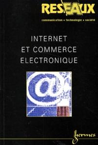 Pierre-Jean Benghozi et Christian Licoppe - Réseaux N° 106/2001 : Internet et commerce électronique.