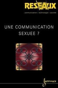 Simone Bonnafous et Josiane Jouët - Réseaux N° 120/2003 : Une communication sexuée ?.
