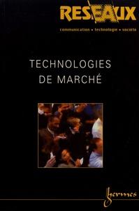 Michel Callon et Christian Licoppe - Réseaux N° 122/2003 : Technologies de marché.