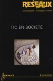 Patrice Flichy et Frédéric Moatty - Réseaux N° 125/2004 : TIC en société.
