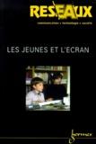 Josiane Jouët et  Collectif - Réseaux N° 92-93/1999 : Les jeunes et l'écran.