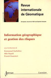 Revue internationale de géomatique Volume 16 N° 3-4/200.pdf