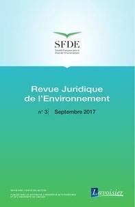 Office international de l'eau - Revue juridique de l'Environnement N° 3, septembre 2017 : .