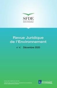Office international de l'eau - Revue juridique de l'Environnement Volume 45 N°4, décem : .