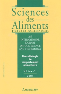 Sciences des aliments Volume 24 N° 1/2004.pdf