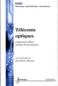Télécoms optiques - Composants à fibres, systèmes de transmission.pdf