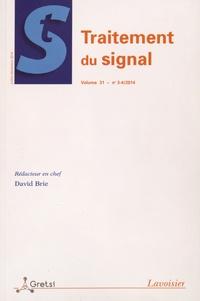 David Brie et Faouzi Ghorbel - Traitement du signal Volume 31 N° 3-4, Ju : Traitement et analyse de l'information - Méthodes et applications.