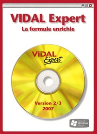 Vidal - Vidal Expert - CD-ROM version 2/3.