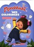 Technicolor Animation - Mes coloriages Monchhichi - Hanaé.