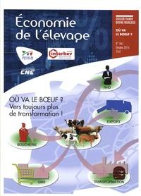 Institut de l'élevage - Economie de l'élevage N° 461, octobre 2015 : Où va le boeuf ? - Vers toujours plus de transformation !.