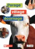 Institut de l'élevage - Parage, vêlage, écornage. 1 DVD