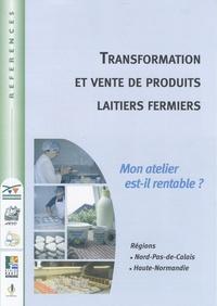 Technipel - Transformation et vente de produits laitiers fermiers. - Mon atelier est-il rentable ?.