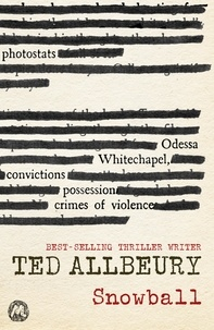 Ted Allbeury - Snowball - Tad Anders Book 1.