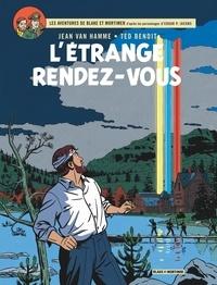 Ted Benoit et Jean Van Hamme - Les aventures de Blake et Mortimer Tome 15 : L'étrange rendez-vous.