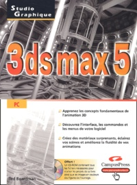 3ds max 5 - Ted Boardman | Showmesound.org