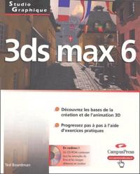 Ted Boardman - 3ds max 6. 1 Cédérom