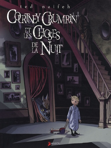 Ted Naifeh et Kelly Crumrin - Courtney Crumrin Tome 1 : Courtney Crumrin et les Choses de la Nuit.