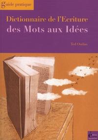 Dictionnaire de lécriture - Des mots aux idées.pdf