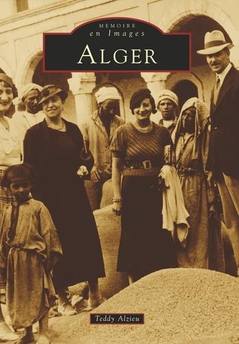 Teddy Alzieu - Alger.