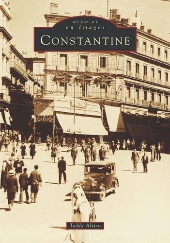 Teddy Alzieu - Constantine.