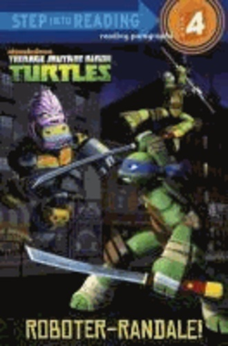 Teenage Mutant Ninja Turtles 02: Roboter Randale!.