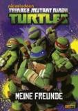 Teenage Mutant Ninja Turtles Freundebuch - Meine Freunde.