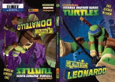 Teenage Mutant Ninja Turtles: Wie alles begann! - Leonardo / Donatello.