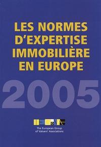 Tégova - Les Normes d'Expertise Immobilière en Europe.