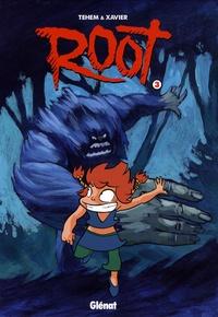 Téhem et  Xavier - Root Tome 3 : Amazing amazone.