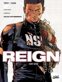 Téhy - Reign Tome 1 : Day-one.