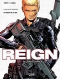 Téhy et Vincent Cara - Reign Tome 2 : Seconde chance.