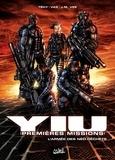 Téhy et  Vax - Yiu, premières missions Tome 1 : L'armée des néo-déchets.