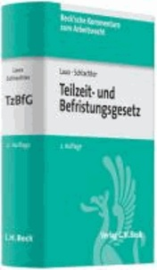 Teilzeit- und Befristungsgesetz - Rechtsstand: 1. Januar 2010.