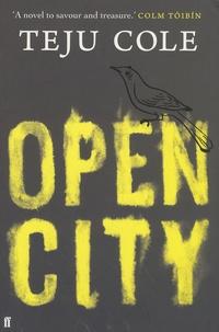 Teju Cole - Open City.