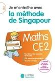 Tek Hong Kho et Hector Chee Kum Hoong - Maths CE2 Je m'entraîne avec la méthode de Singapour.