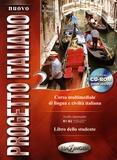 Telis Marin et Sandro Magnelli - Nuovo Progetto italiano 2 - Libro dello studente. 1 Cédérom
