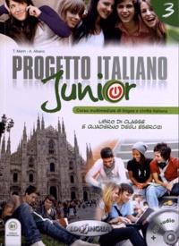 Telis Marin - Progetto Italiano Junior, Corso multimediale di lungua e civiltà italiana - Tome 3, Un amore.